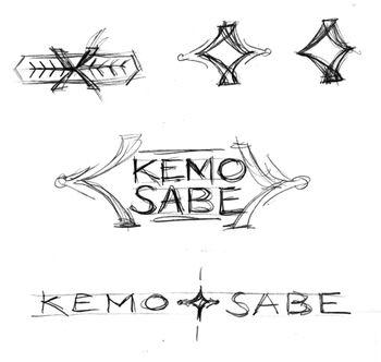 Kemo Sabe sketches